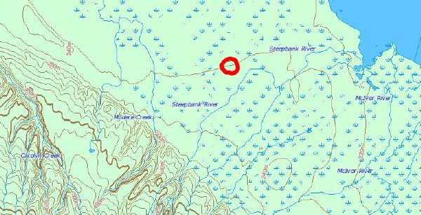 Ecoinformatics international inc the topographic map below shows the location of the largest beaver dam it is interesting to see that the contour line near the dam reflect the topography publicscrutiny Images